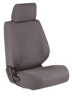 Colorado RG Canvas Seat Covers - Front