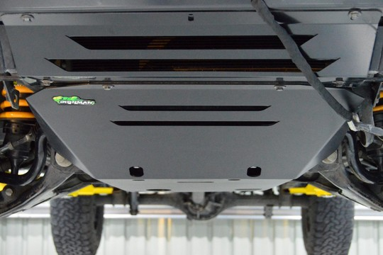 Ford Ranger PX / PXII Underbody Protection