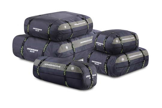 500L ROOFTOP CARGO STORAGE BAG