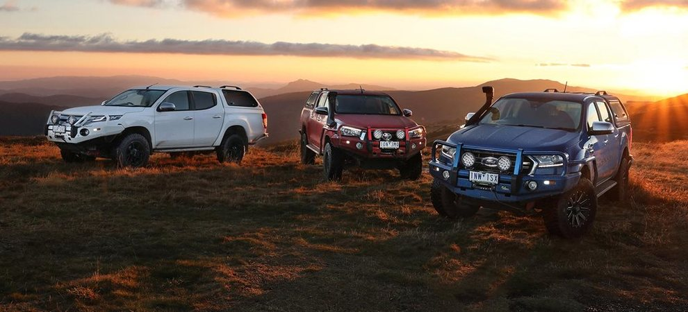 Ironman 4x4 popular ute accessories feature